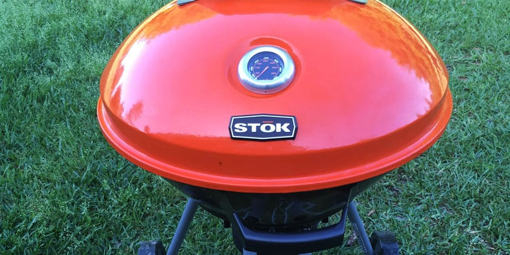 Stok charcoal grill