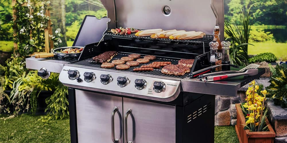 Char Broil Performance 650 Review