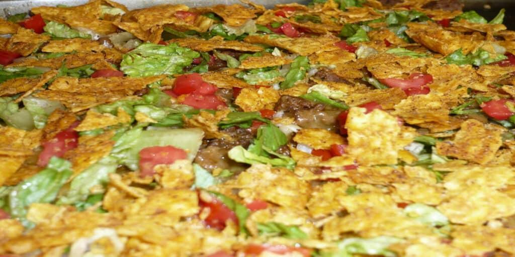 Happy Joe's Taco Pizza Recipe