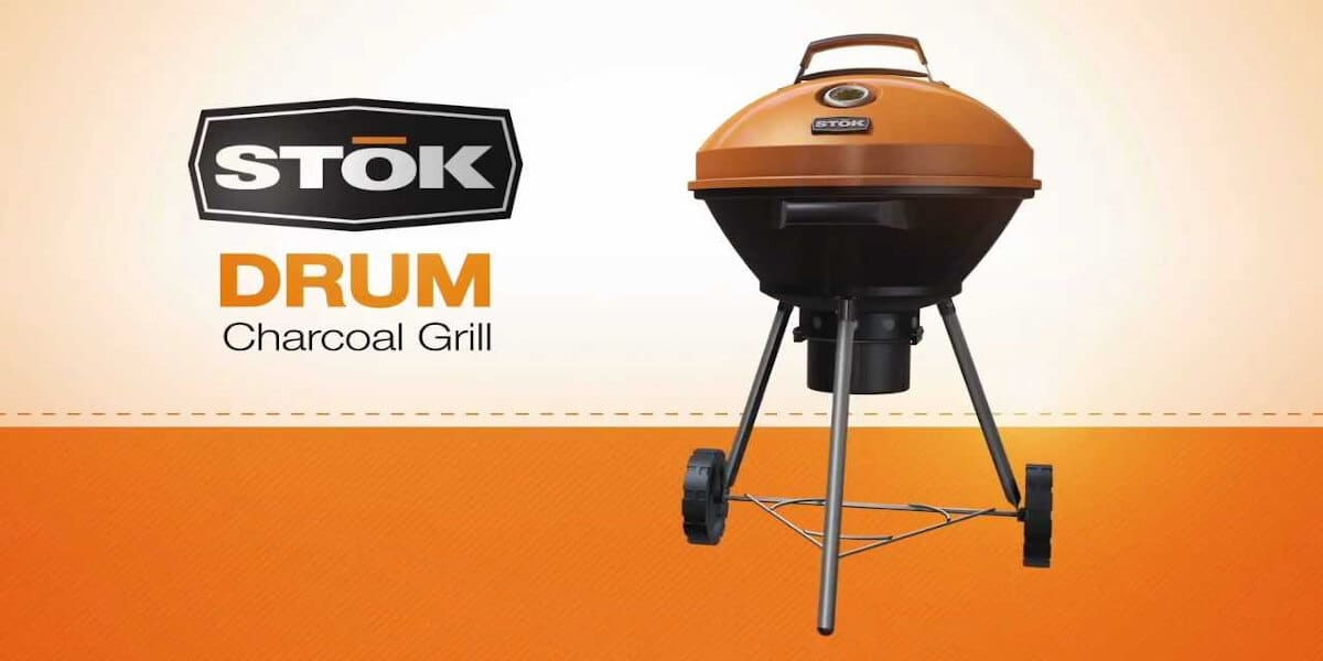 Stok charcoal grill Review