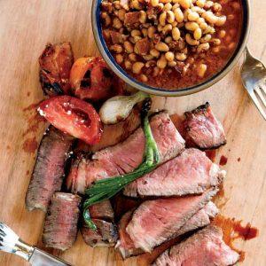 Texas Rib Eye Steak