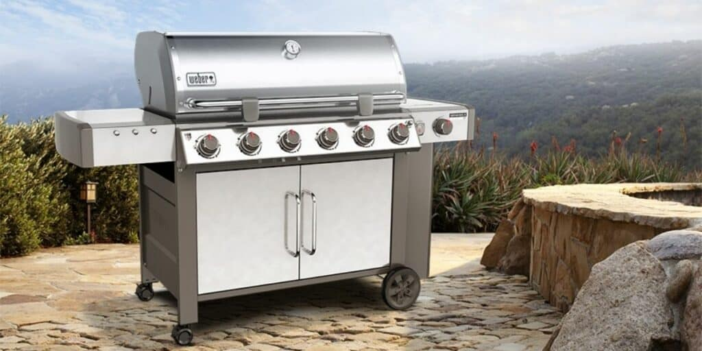Weber Genesis II E-410 Reviews
