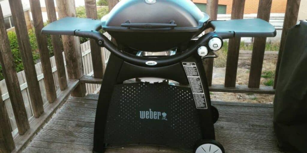 Weber Q 3200 Review