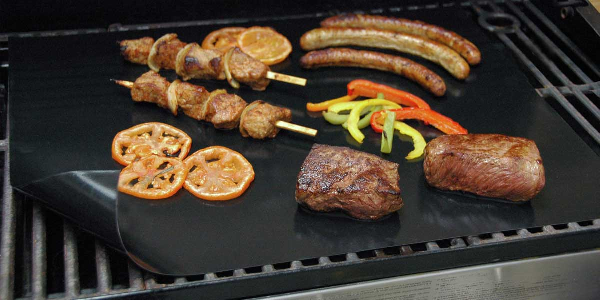 Are Grill Mats Safe To Use