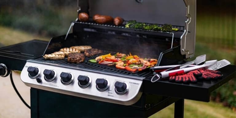 The Best 6 Burner Gas Grills to Buy in 2021