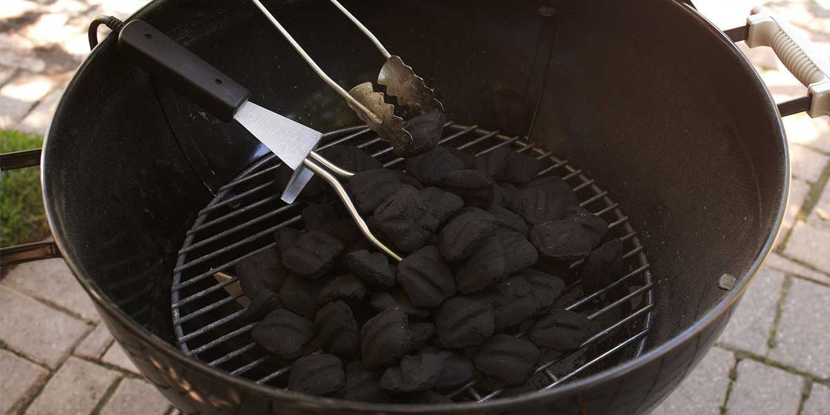 Charcoal Grill Won't Light