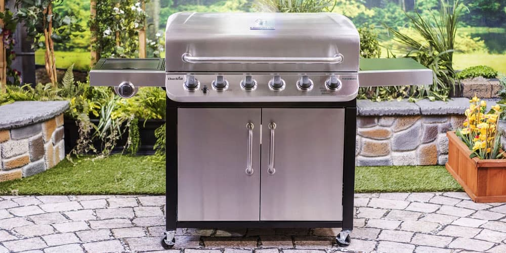 How To Choose A 6 Burner Gas Grill