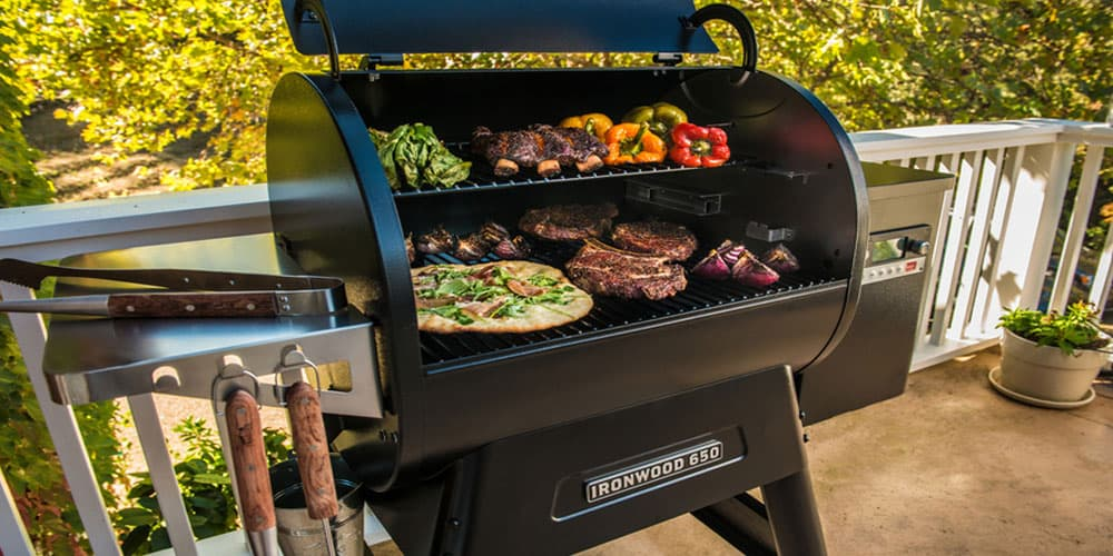 Things To Consider When Buying A Pellet Grill
