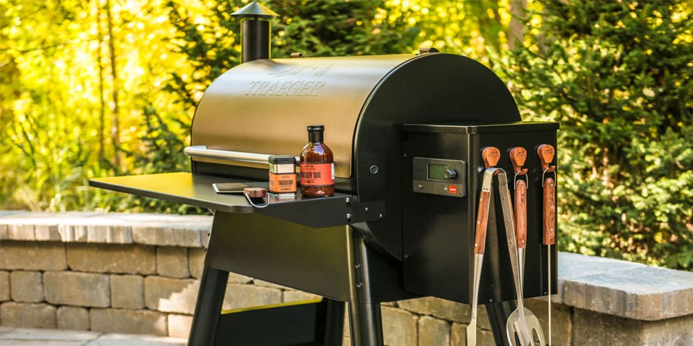 Traeger Pro 575 Review