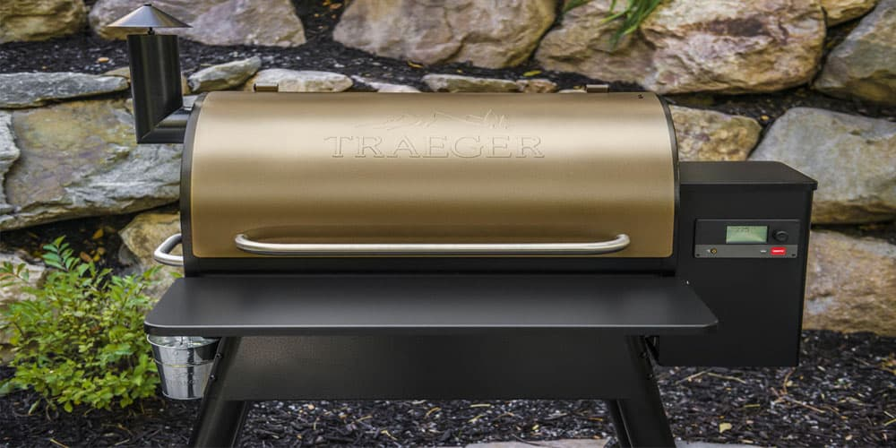 Traeger Pro 780 overview
