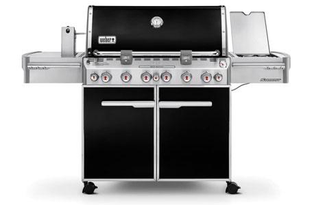 6 Burner Gas Grill
