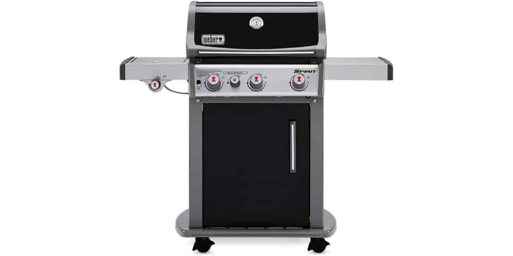 Weber Spirit E-330 Performance Review
