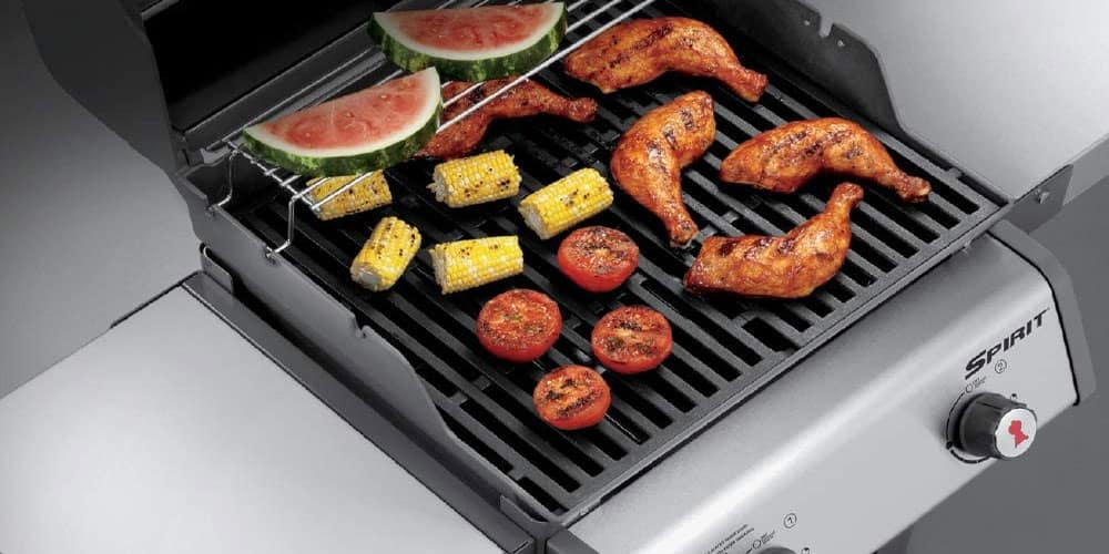 Cooking Area of Gas Grills
