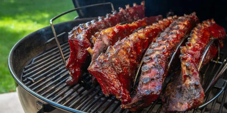How To Smoke Ribs On A Charcoal Grill