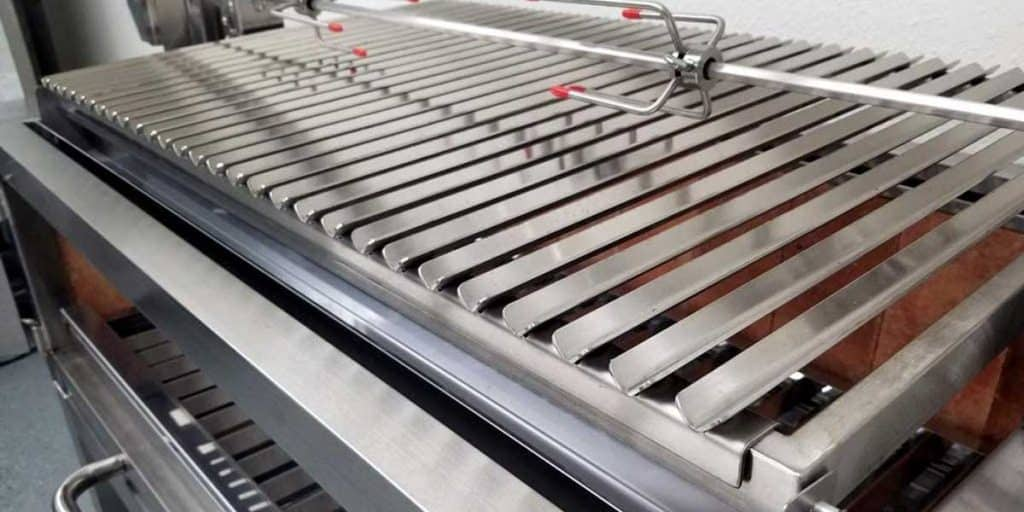 Stainless Steel Grates Advantages