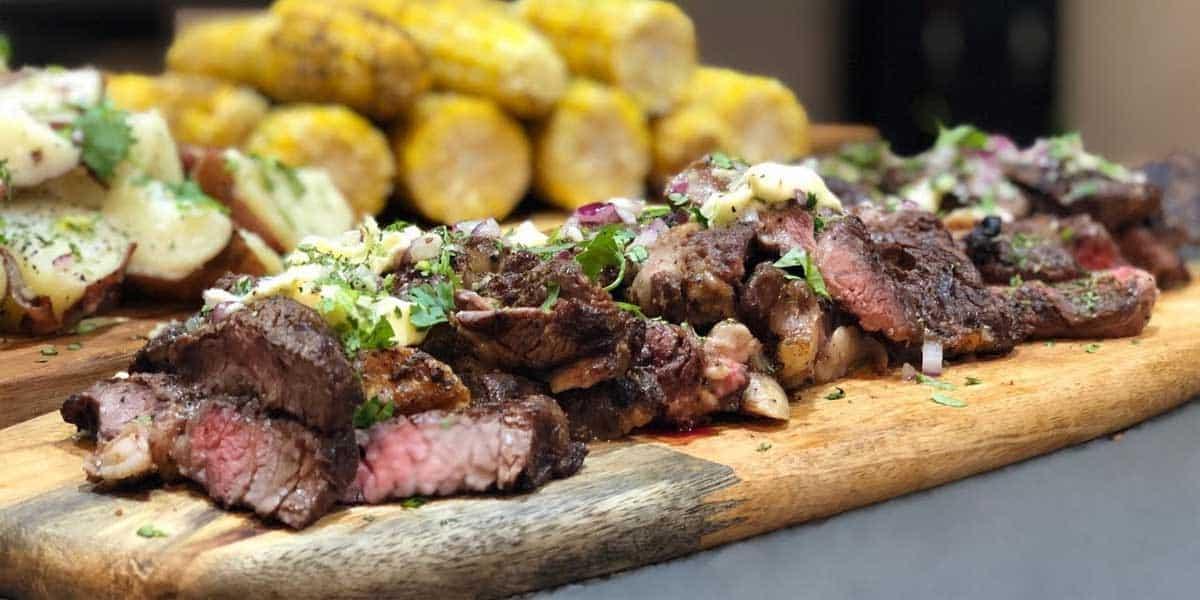 Texas Seasoned Rib Eye Steak